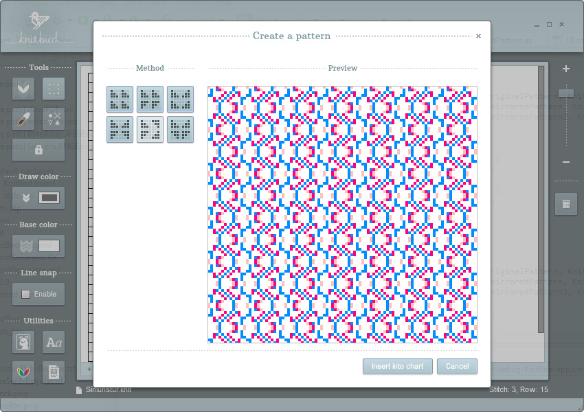 create-pattern